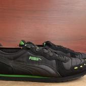 -Puma Racer -100% Original -Натуральная замша+нейлон -размер 46 / 30 см -состояние хорошее