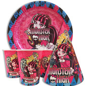 Monster High праздник
