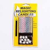 Магические незадуваемые свечи