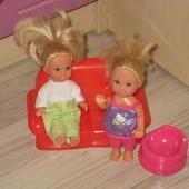 Куколки simba набор