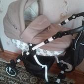 Детская коляска 2 в 1 фирмы lonex