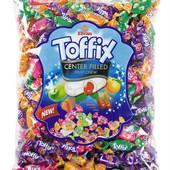 Конфеты Toffix, трюфеля и другие сладости