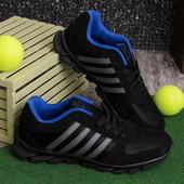 Кроссовки на ребристой подошве 15766-4 три цвета