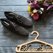 Стильные замшевые туфли Roland Cartier p-p 43