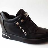 Туфли - Сникеры - Подошва 5.5 см - Отличого качества