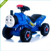 Детский мотоцикл M 3561E-4 Томос синий