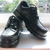 Туфли мужские натуральная кожа Makadam р.39