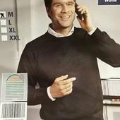 Мужские качественные пуловеры тм Viva(германия) 50% шерсть мериноса . размеры м-ххл. см . замеры