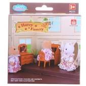Набор Happy Family от  MIC маленькая мебель герои зверюшки
