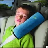 Подушка адаптер для ремня безопасности. 3 цвета.