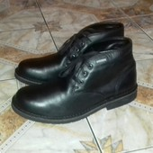 Новые осенне-зимние ботинки Clarks Gore-tex 43 размера