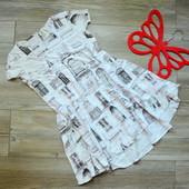 Платье с принтом Next (8-9 лет)