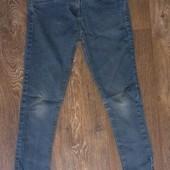 стильные джинсы скинни, в идеале, на 12-13 лет, р.152-158