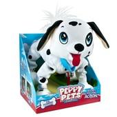 Интерактивная игрушка Peppy Pets Веселая прогулка Далматинец 28 см