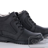 Ботинки мужские  W8282