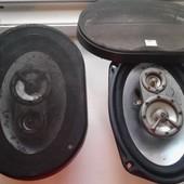 автомобильные акустические колонки ORIS