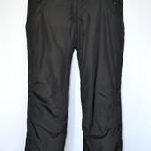 Утепленные спортивные штаны брюки р. L-XL наш 48-50 плащевка, на синтапоне