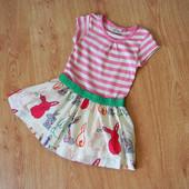 Платье от Некст на 3 годика