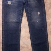 Классные мужские джинсы 44-46