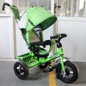 Тили Трайк T-364 надувные колеса велосипед трехколесный Tilly Trike детский