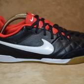 Nike Tiempo кроссовки для зала (футзалки). Оригинал. 38 р./ 24 см.