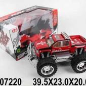 Машина-джип инерционный в коробке 39,5*23,0*20,0см