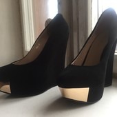 Туфли на платформе antonio biaggi