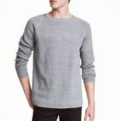 мужской джемпер H&M, pS