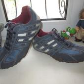 Кожаные кроссовки Geox 39 р