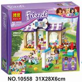 Конструктор Bela Friends 10558 детский сад для щенков, бела френдс