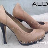 Кожаные туфельки Aldo 36р