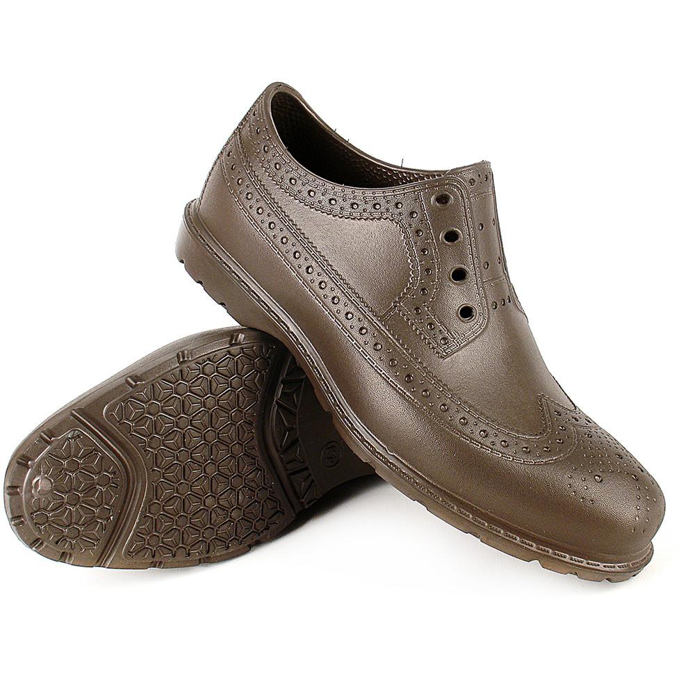 Туфли-оксфорды из эва, р. 40-43 фото №9
