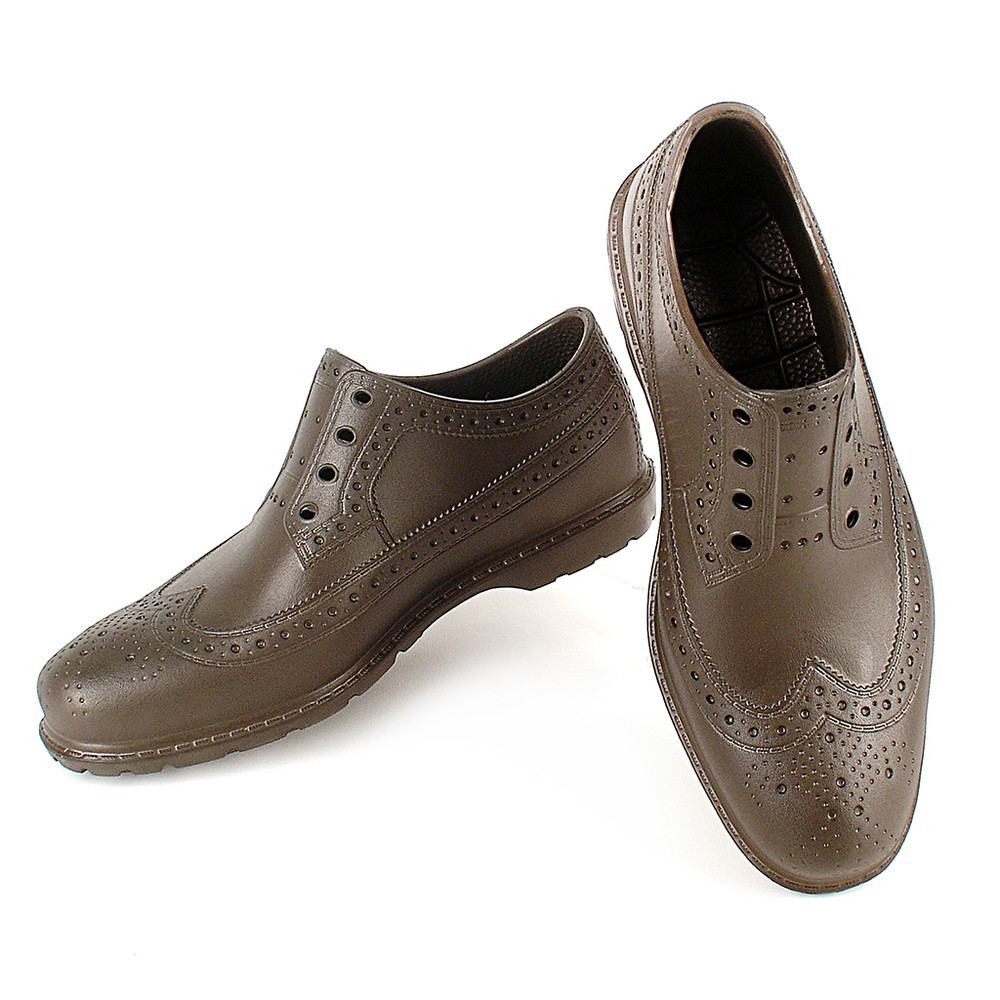 Туфли-оксфорды из эва, р. 40-43 фото №10