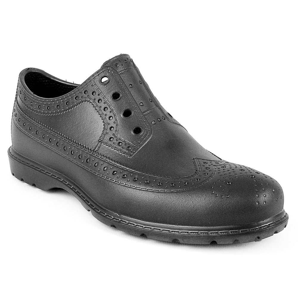 Туфли-оксфорды из эва, р. 40-43 фото №2