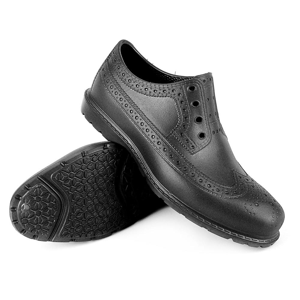 Туфли-оксфорды из эва, р. 40-43 фото №3
