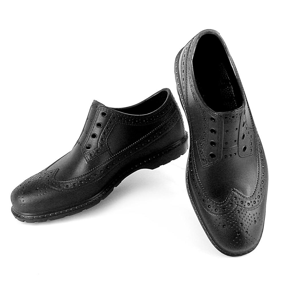 Туфли-оксфорды из эва, р. 40-43 фото №4