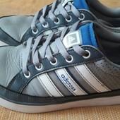 Кожаные кроссовки Adidas acrOss lV оригинал р.40-25.5см.