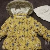 Куртка Некст на 1-2 года