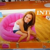 Надувное кресло Интекс