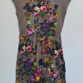 Платье под гольф р. S (наш 44) сост. нового осень-весна. Укрпочта 15 грн.
