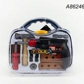 Набор инструментов в чемодане 29,0*25,5*8,0 см