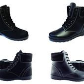 Ботинки женские демисезонные и зимние