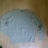 Фирменная шерстяная кофта  свитер XL