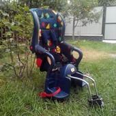 Німецьке велокресло з регулюючою спинкою