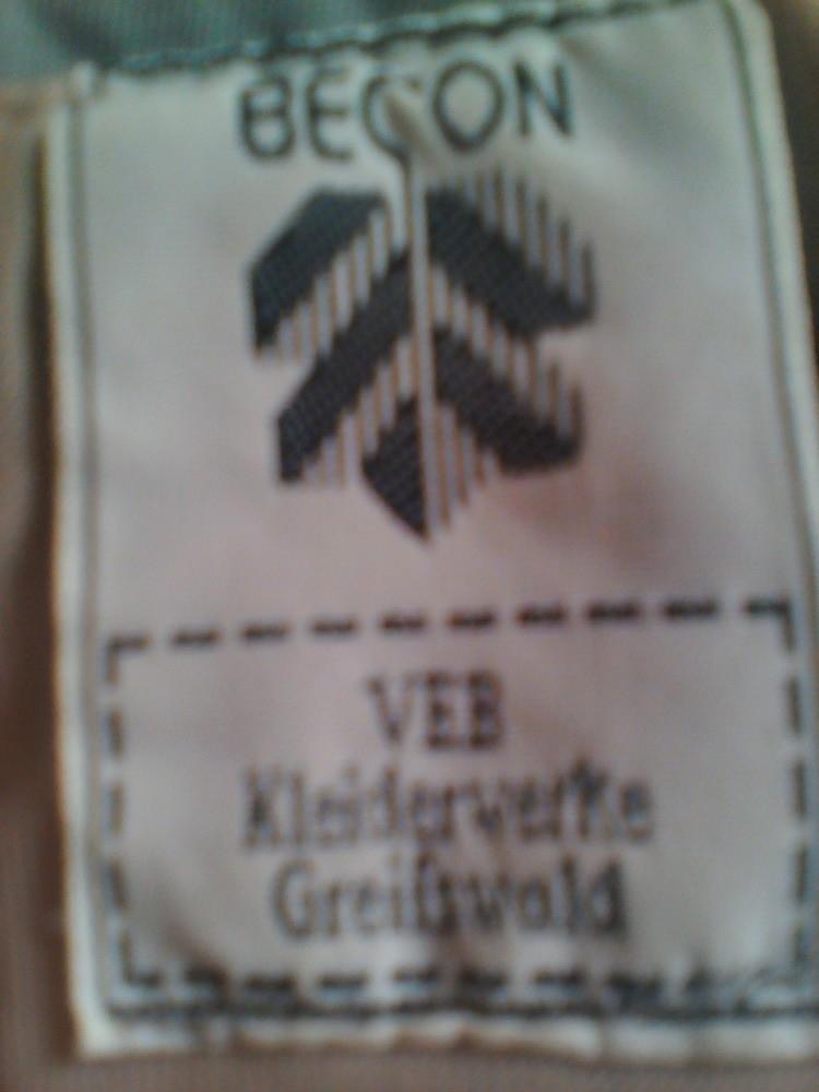 Мужское германское пальто на синтепоне 54р. фото №5