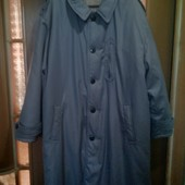 Мужское осеннее пальто на синтепоне 52р.