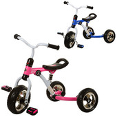 Детский трехколесный велосипед, Bambi (M 3207-1)