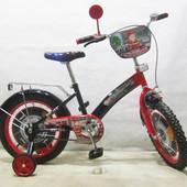 Двухколесный Велосипед Tilly Пожежник 16 T-21627