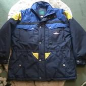 Чоловіча зимня куртка батал