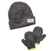 Комплект шапка и варежки для мальчика Carters